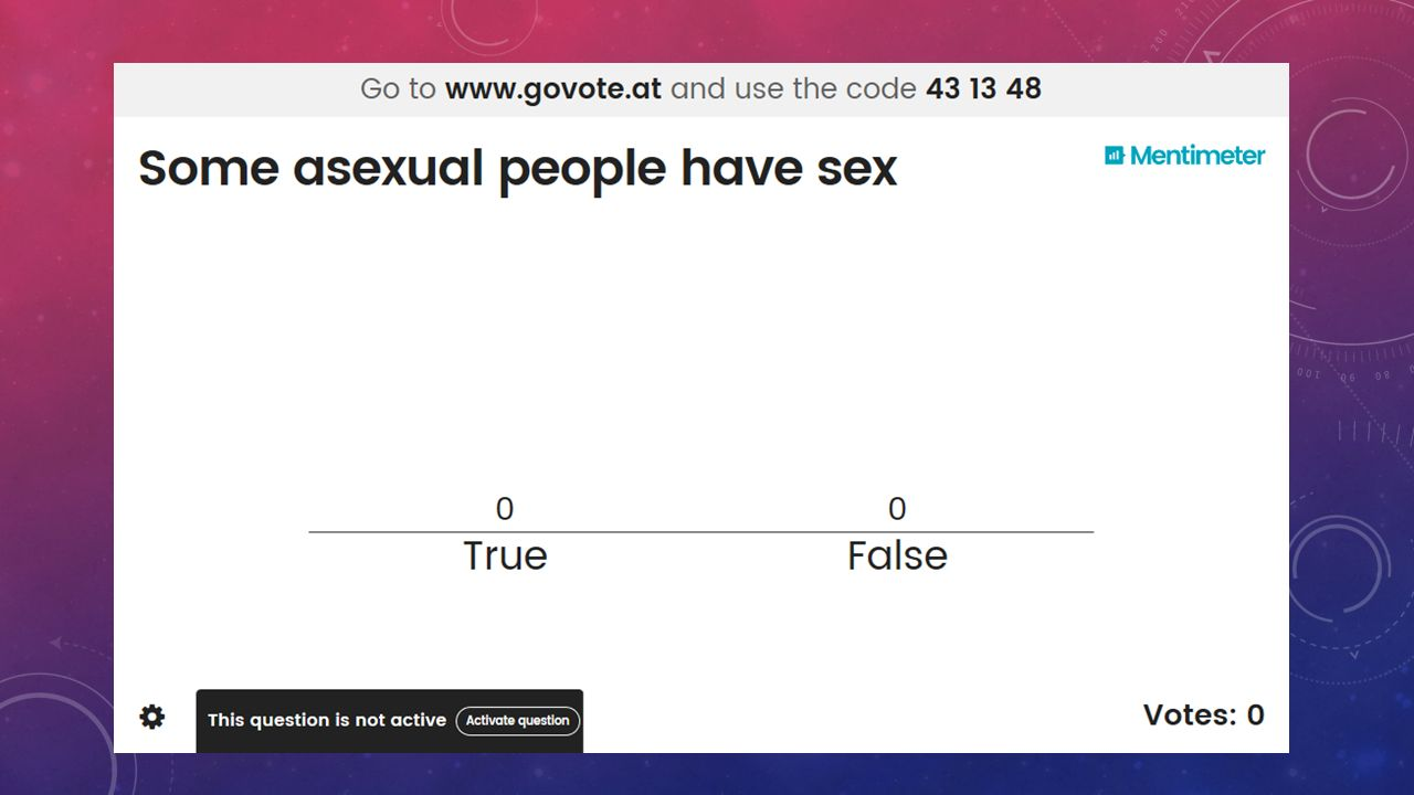 Homoromantic asexual definition people