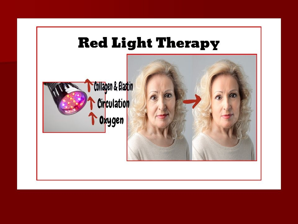 5 What Is Red Light Therapy And How Does It Work? Developed By NASA To Heal  Wounds, Red Light Therapy Was Found To Promote And Speed Up Skin  Regeneration.