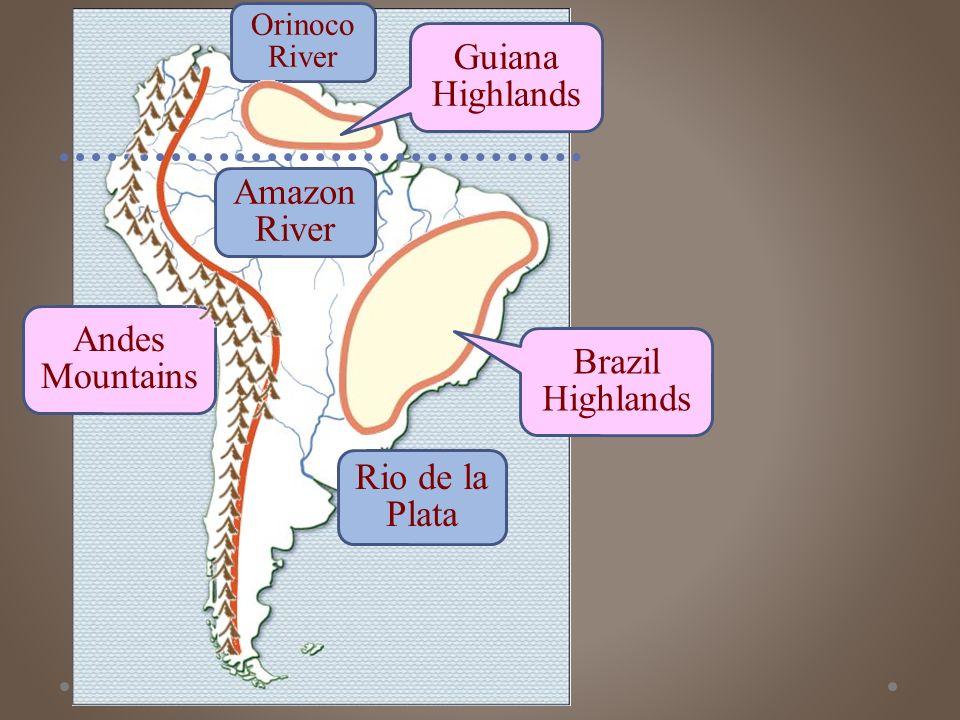 Three Highland Regions and Three River Systems Constructing ...