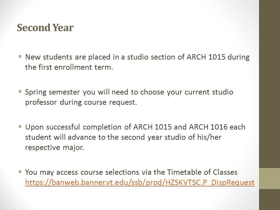 First Year Advising Transfer Credit Advanced Placement And