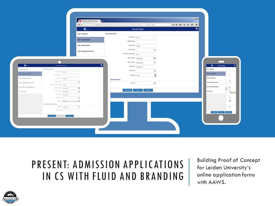 Online Applications In Fluid Session Wed 9 Maart2016 Online
