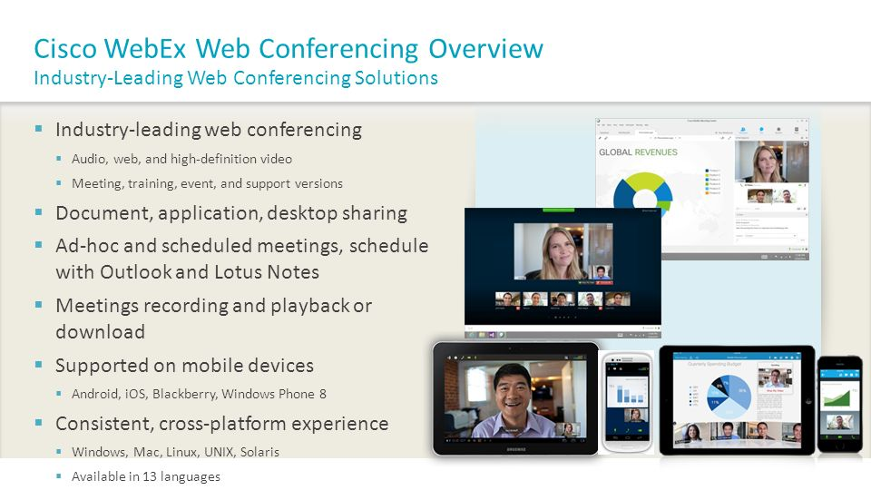 cisco webex connect 7.1
