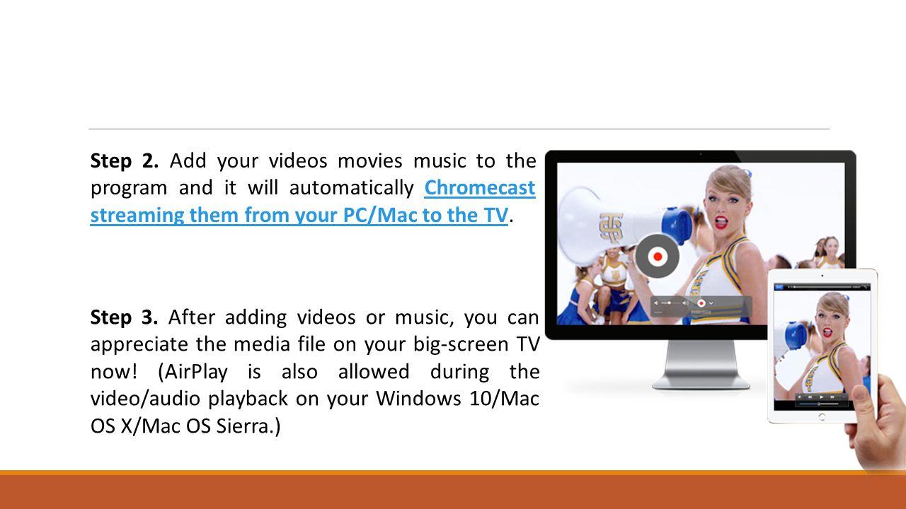 Chromecast App For Windows 10