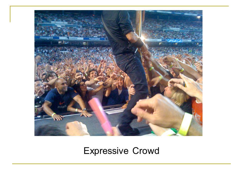 expressive crowd