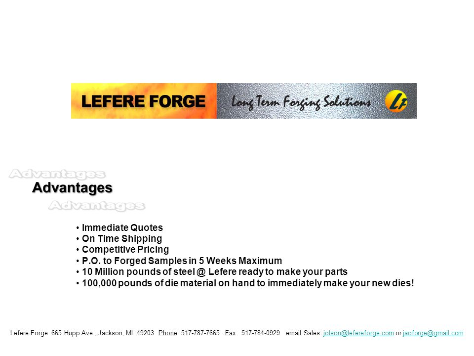 Immediate Quotes On Time Shipping Competitive Pricing Po To Forged