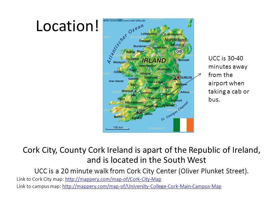 University College Cork (UCC). Location! Cork City, County ... on map of the ring of kerry, map of co cork, map of roscommon county, map of west cork, map of mayo, map of coleraine, map of cork harbour, map of longford county, map of wicklow, map of county kerry, map of watergrasshill, aerial view of cork city, map of sligo, map of westport, map of cork mountains, map of donegal, map of the cliffs of moher, map of douglas, map of armagh, map of kildare,