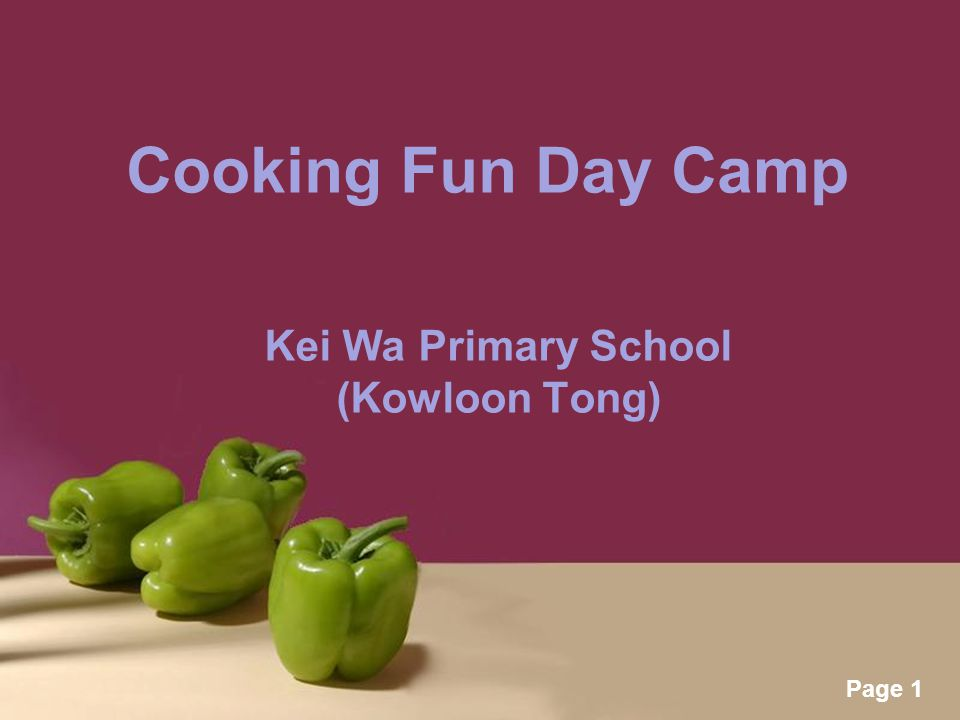 Powerpoint templates page 1 cooking fun day camp kei wa primary 1 powerpoint templates page 1 cooking fun day camp kei wa primary school kowloon tong toneelgroepblik Images