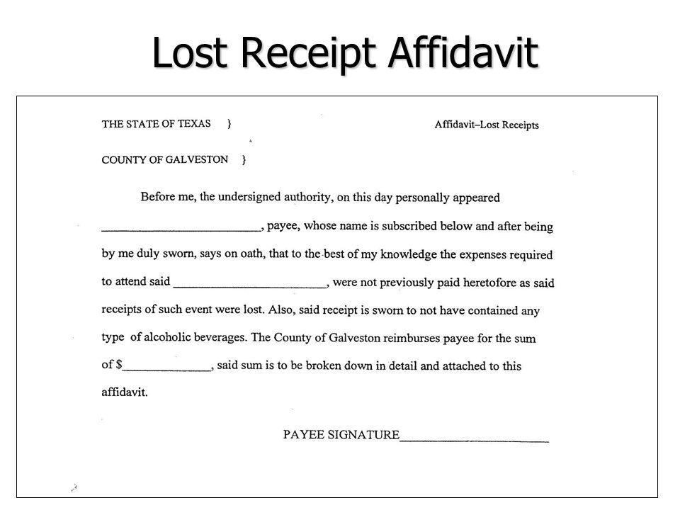 P Card Receipt Process Kristin Lee X5312 Auditors Office Ppt Download