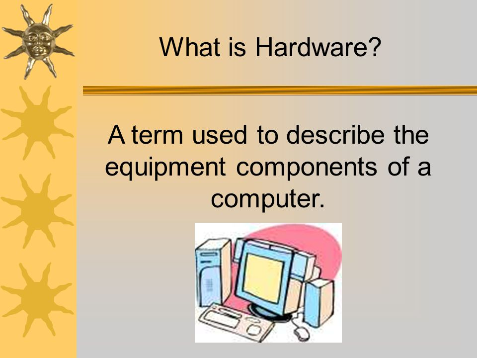 Review of Computer Hardware, Operating Systems, and Media EDUC 286: Educational Technology II: Professional Tools Fall 2009