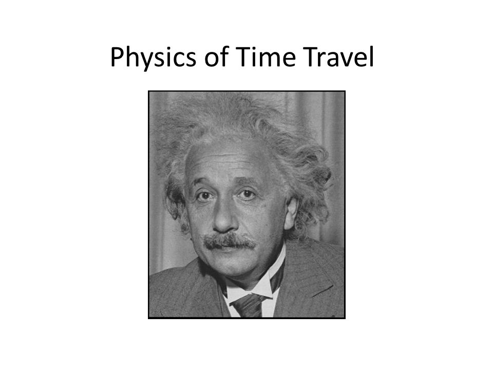 Physics of Time Travel