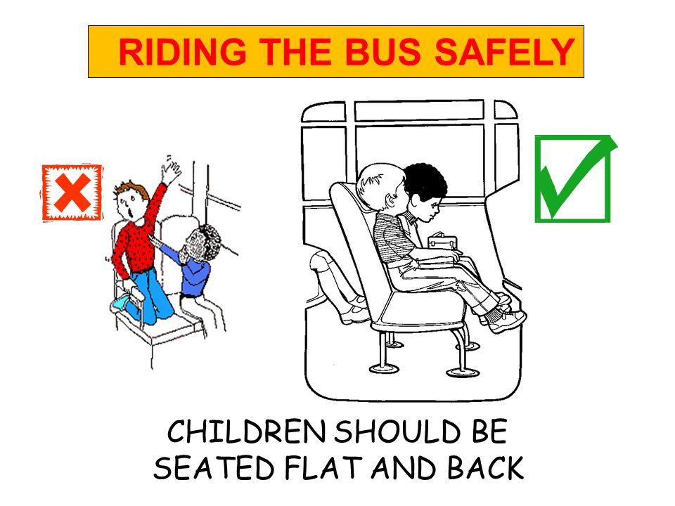 UNRULY AND DISRUPTIVE STUDENT BEHAVIOR COMPROMISES THE SAFETY OF EVERYONE ON THE BUS