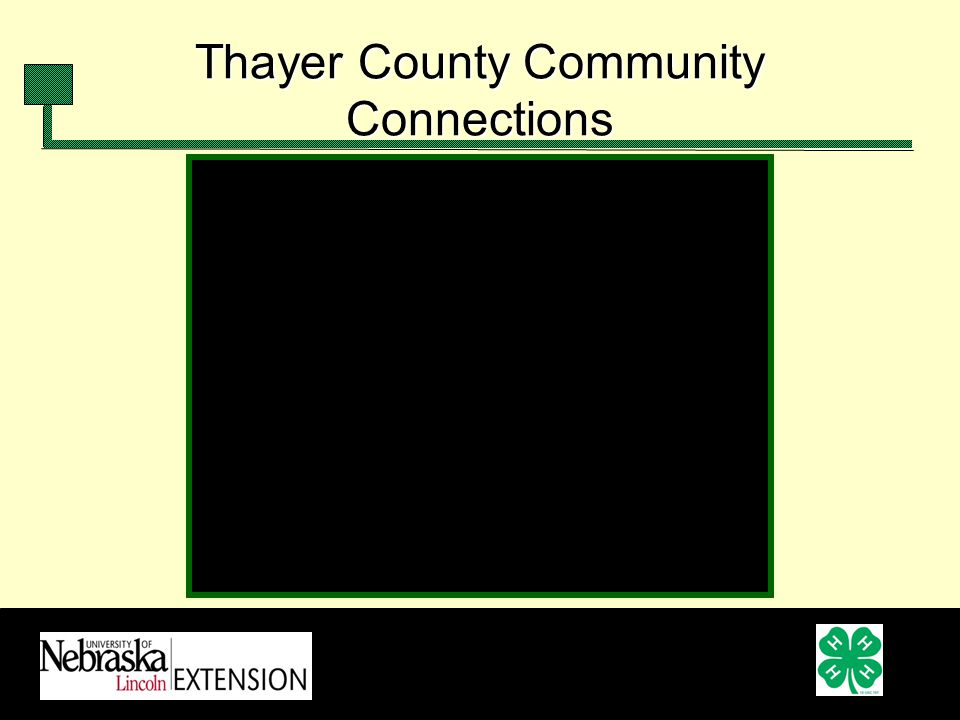 Thayer County Community Connections