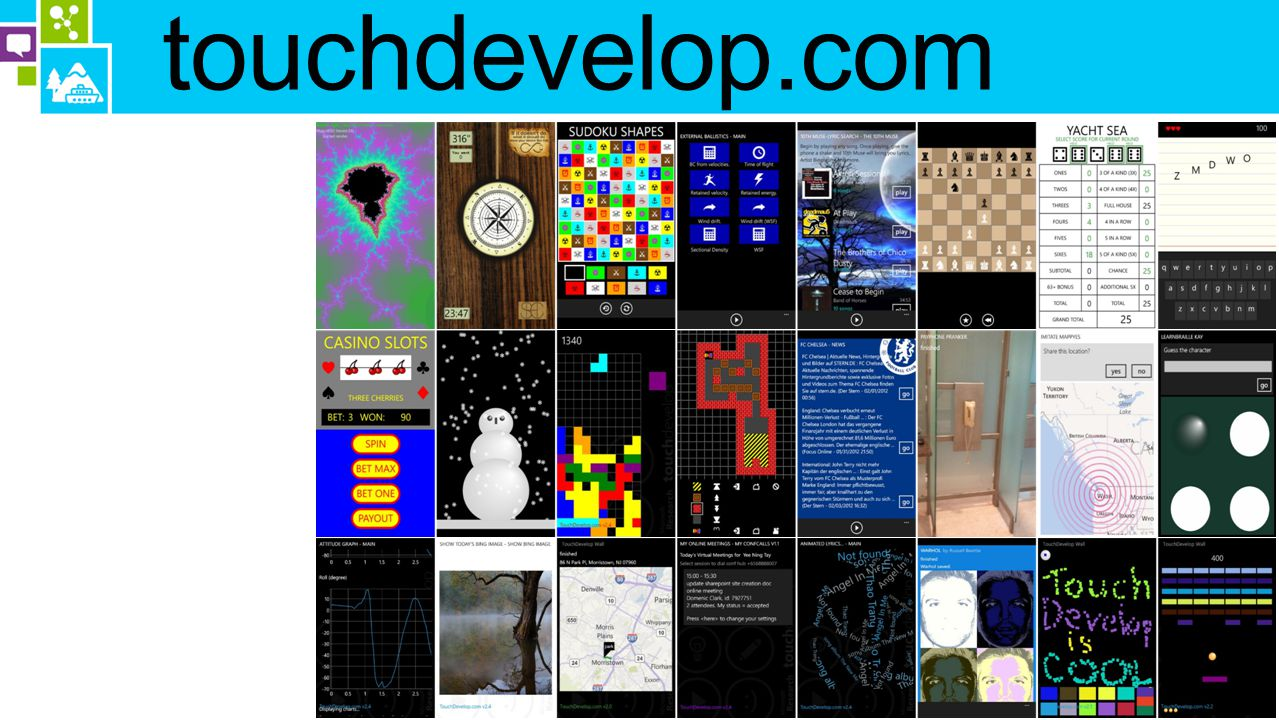 touchdevelop.com