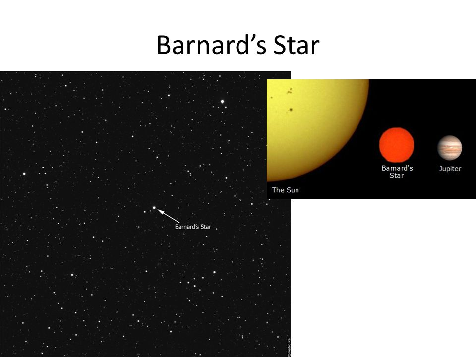 Barnards Star