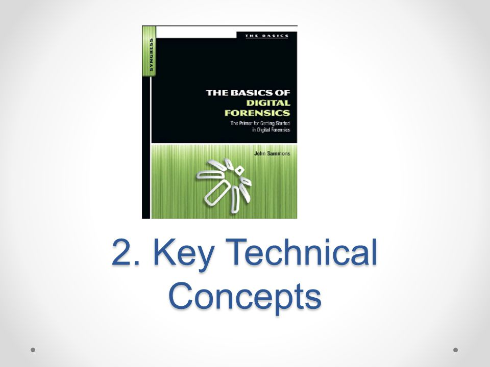 2. Key Technical Concepts