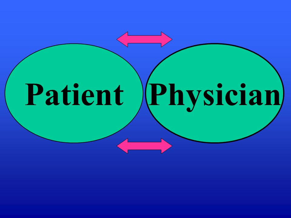 Physician Patient