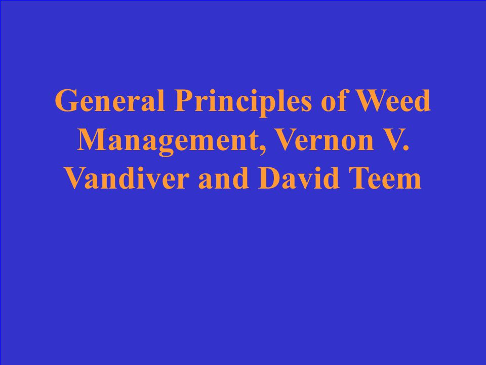 If you wanted to know more about weeds and wanted to use the same references as the FCHP manual, what publication would you use