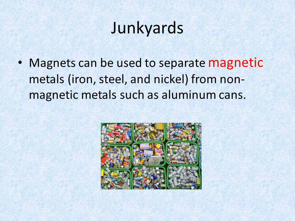 Jewelry Magnets can be used to make jewelry.