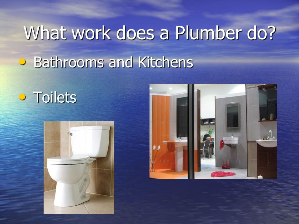 Bathrooms and Kitchens Toilets