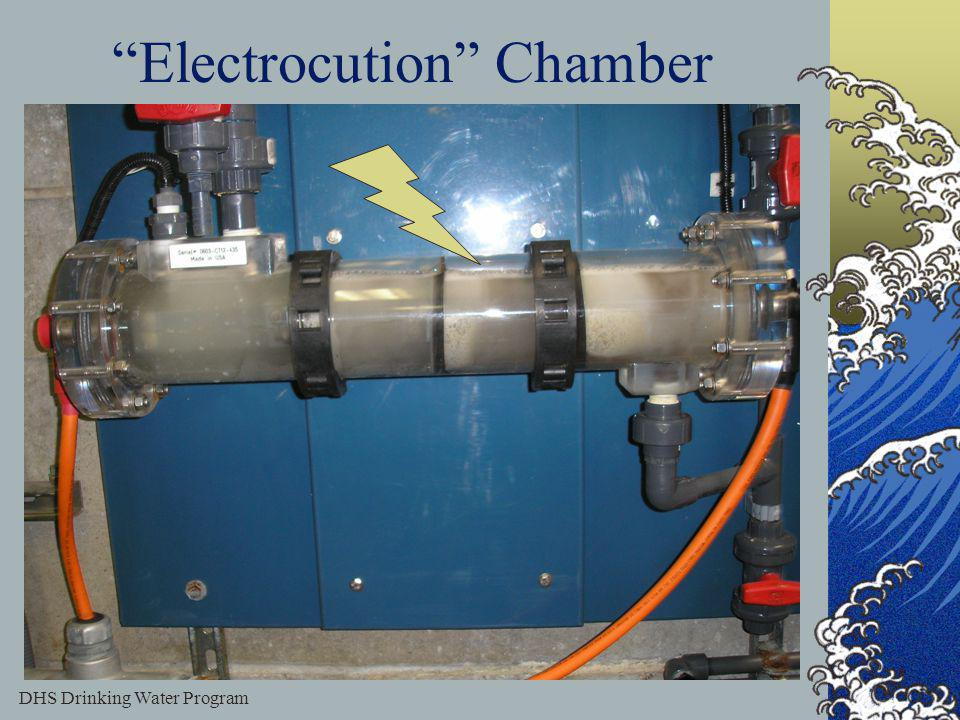 DHS Drinking Water Program 34 Electrocution Chamber
