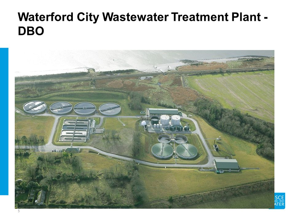 Waterford City Wastewater Treatment Plant - DBO 5