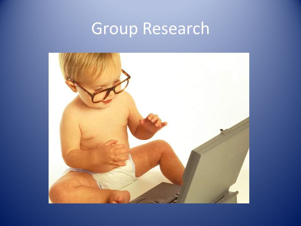 Group Research