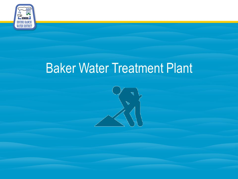 Baker Water Treatment Plant
