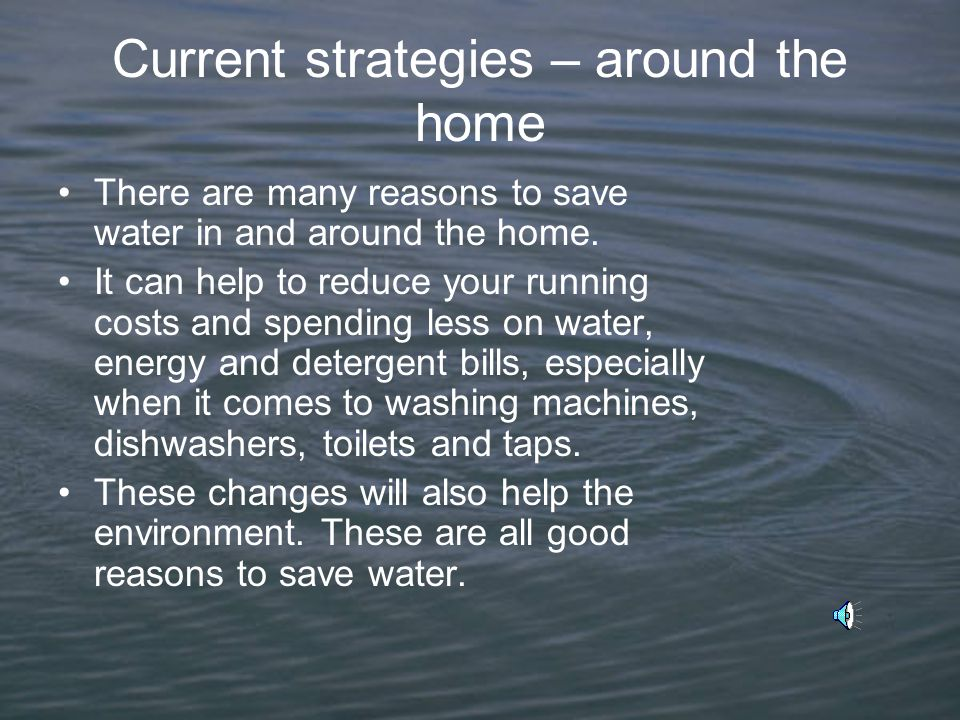 What is, and why is water conservation important.