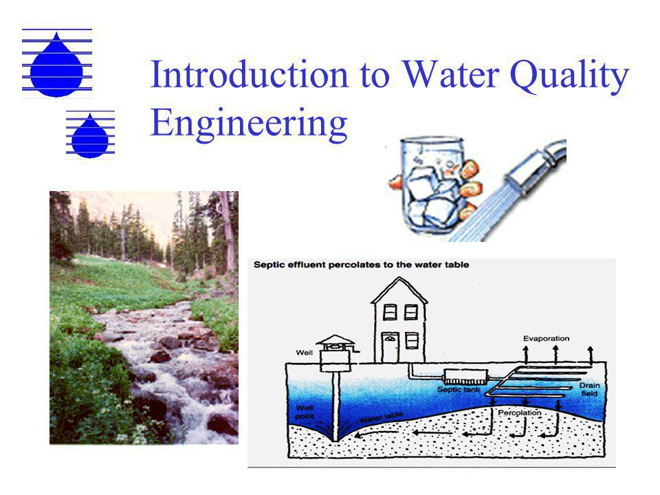 Introduction to Water Quality Engineering