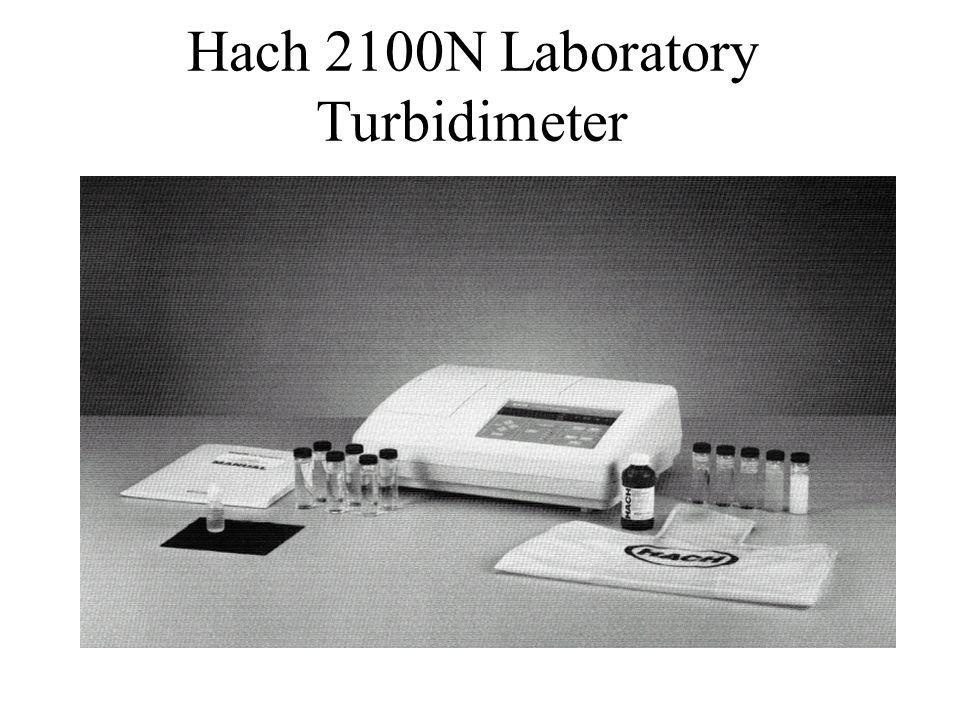 Hach 2100N Laboratory Turbidimeter