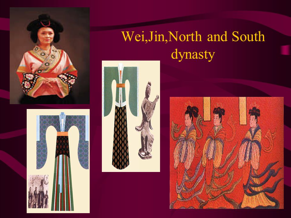 Wei,Jin,North and South dynasty