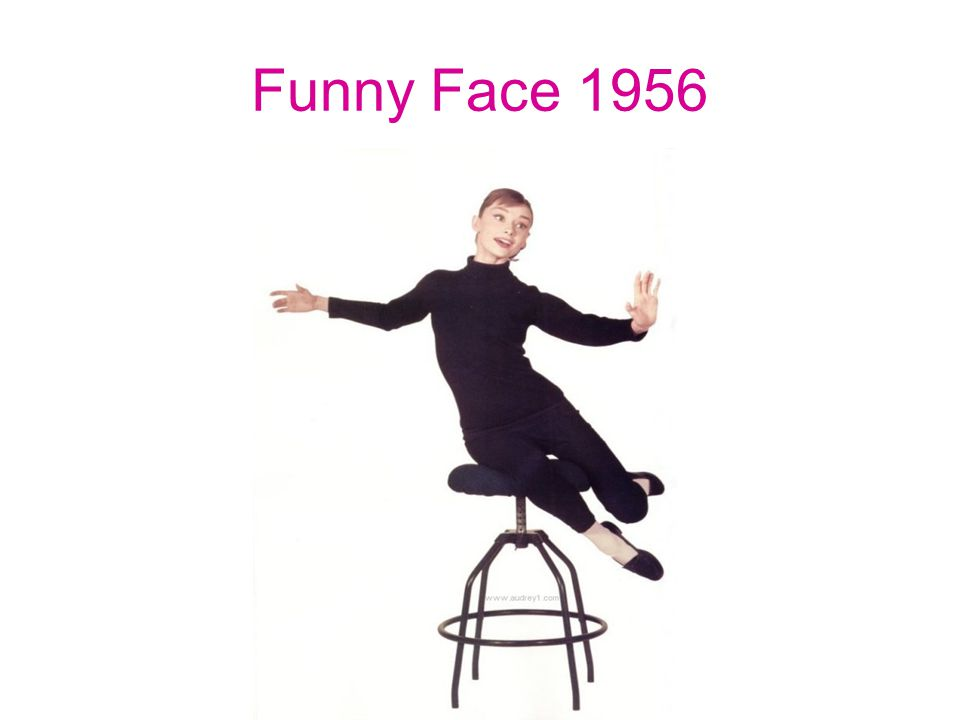 Funny Face 1956