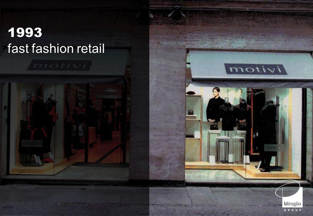 1993 fast fashion retail