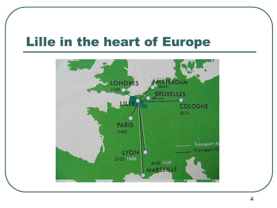 4 Lille in the heart of Europe