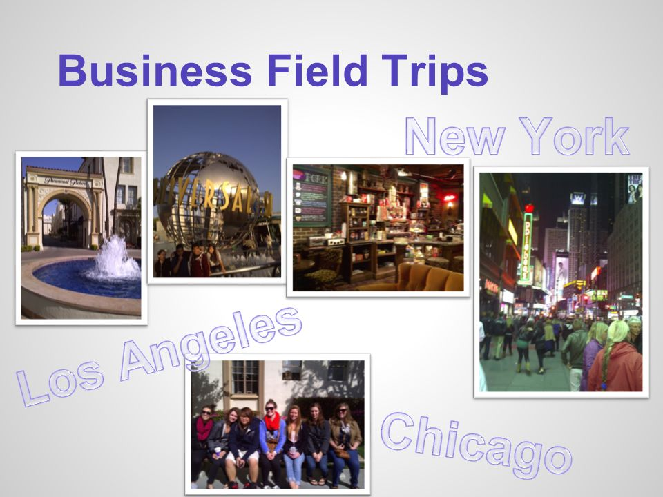 Business Field Trips