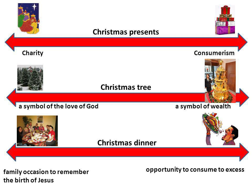 Christmas: an important family occasion or just a commercial opportunity.
