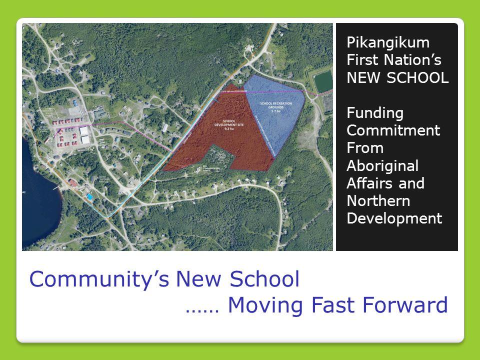 Pikangikum First Nation School Capital Planning Study