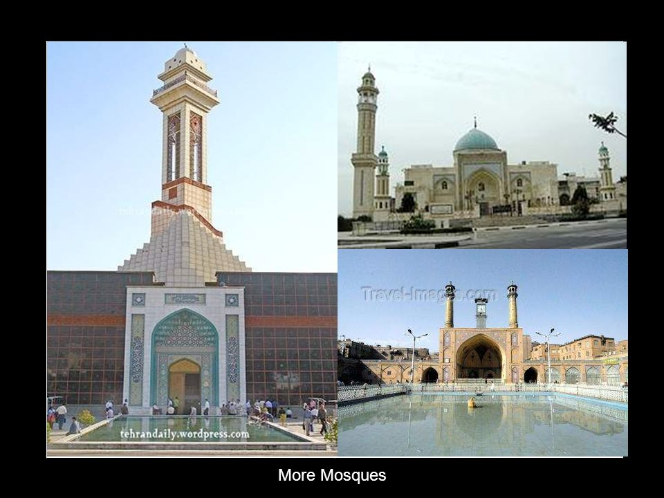 The mosque was built in 1663