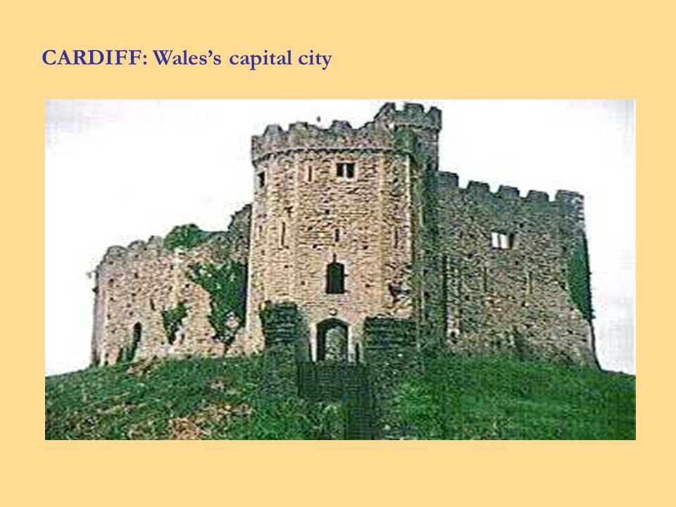 CARDIFF: Waless capital city