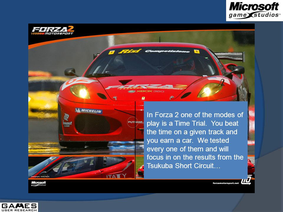 In Forza 2 one of the modes of play is a Time Trial.
