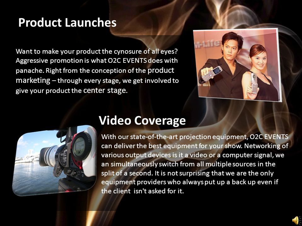 Want to make your product the cynosure of all eyes.