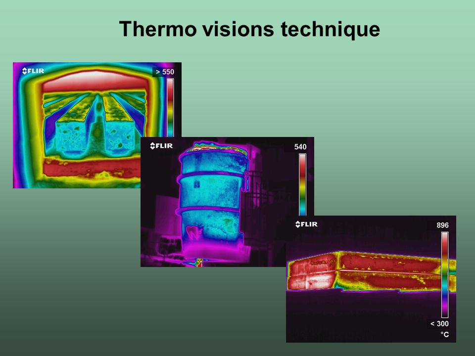 Thermo visions technique