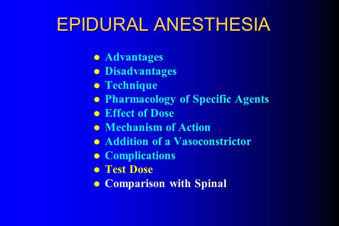 Guidelines for Regional Anesthesia in the Anticoagulated Patient See Consensus Statement at the ASRA Web site: http://www.asra.com/items_of_interest/consensus_statements/