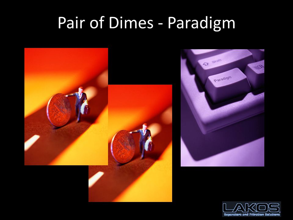 Pair of Dimes - Paradigm