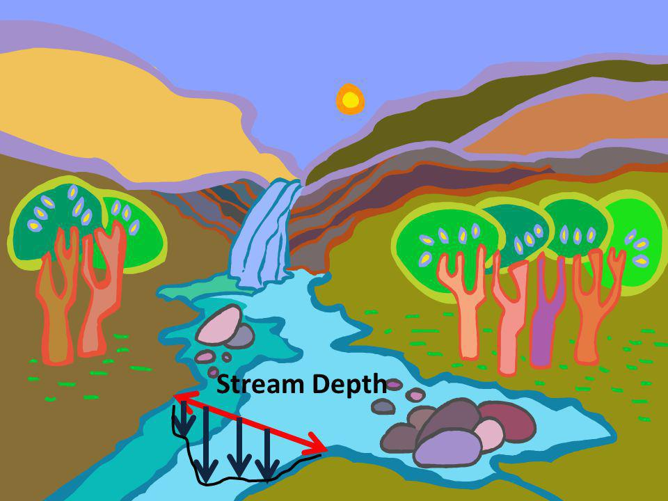 Stream Depth