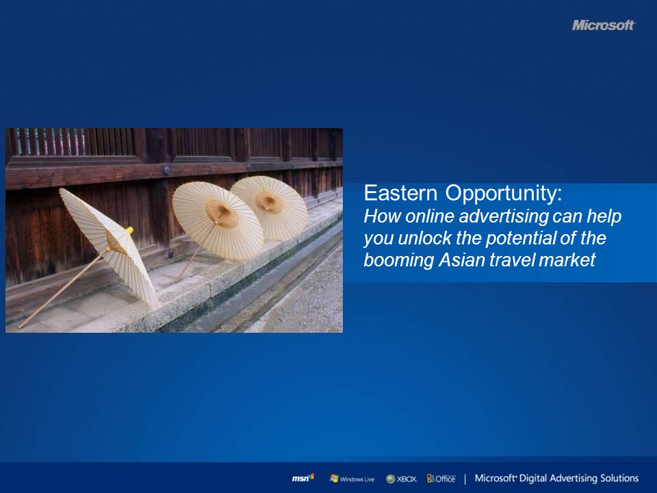 Eastern Opportunity: How online advertising can help you unlock the potential of the booming Asian travel market
