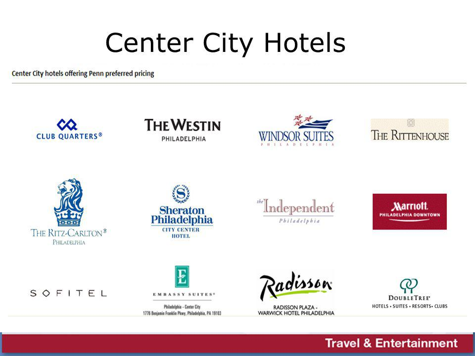 Center City Hotels