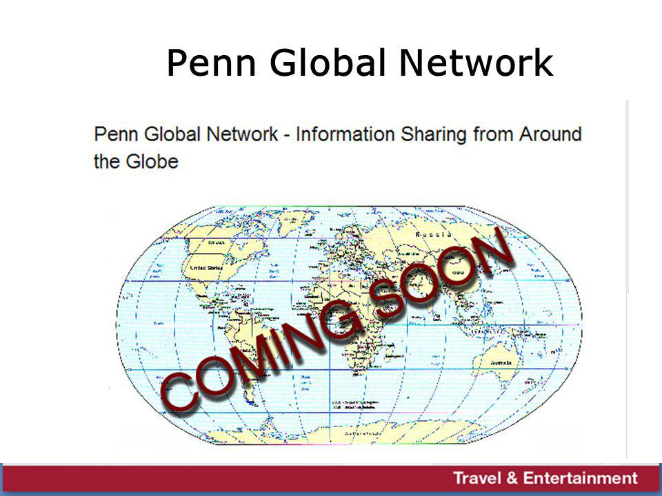Penn Global Network