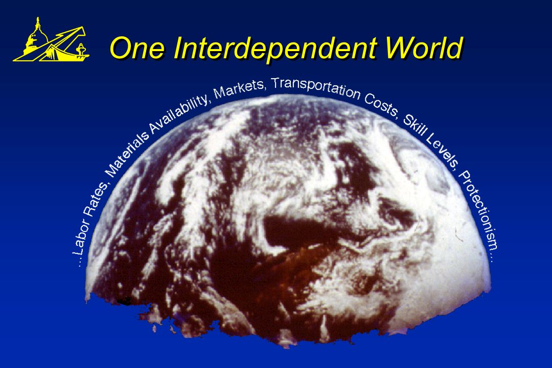 One Interdependent World
