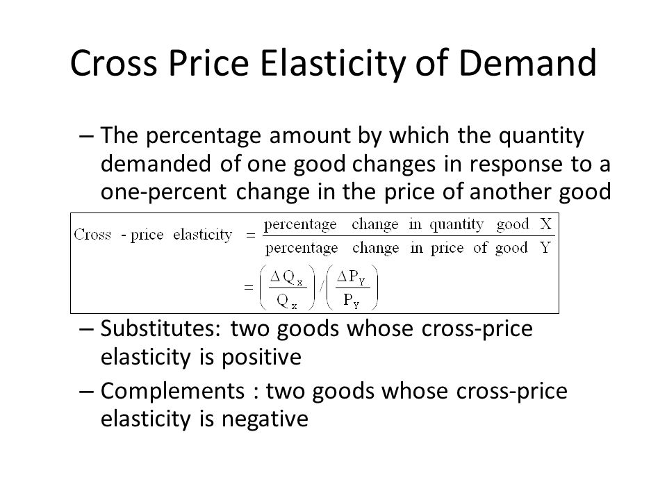 – The percentage amount by which the quantity demanded of one good changes in response to a one-percent change in the price of another good – Substitutes: two goods whose cross-price elasticity is positive – Complements : two goods whose cross-price elasticity is negative Cross Price Elasticity of Demand © 2012 McGraw-Hill Ryerson Limited Ch4 -37 LO6: Calculate Elasticities